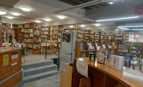 La biblioteca Miguel Hernández de Villena abre sus instalaciones al 50% de aforo