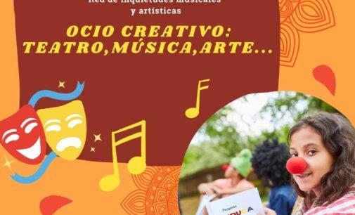 Abren el plazo de inscripción del proyecto RIMA de actividades musicales y artísticas