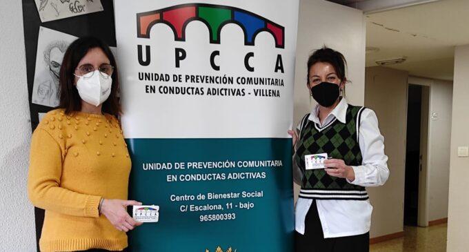 La Unidad de Prevención de Conductas Adictivas reparte 3.000 porta-mascarillas entre la comunidad educativa y entidades sociosanitarias