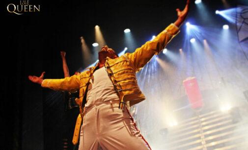 """El musical """"We Love Queen"""" llega al Teatro Chapí de Villena"""