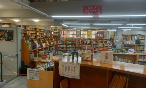 El tráfico de usuarios de la web de bibliotecas municipales creció un 8,56% durante el año de la pandemia
