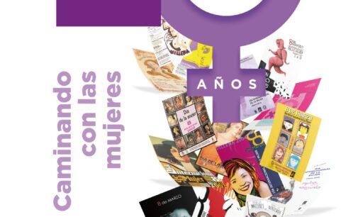 Exposiciones, teatro y jornadas virtuales para el 8M