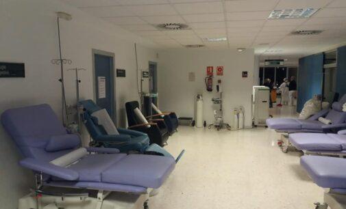 Los servicios del Hospital de Día de oncología vuelven a Elda a partir del 22 de marzo