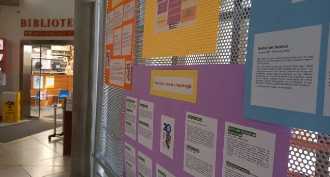 La Casa de la Cultura acoge los carteles de los 20 años de vida del Consejo de Igualdad de Villena