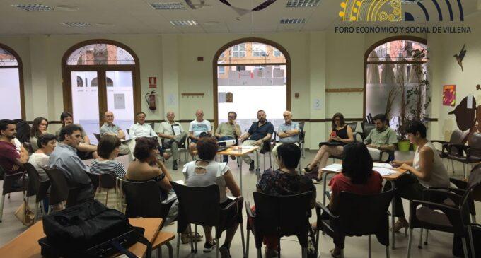 Aluvión de candidatos para pertenecer al Plenario del Foro Económico y Social de Villena