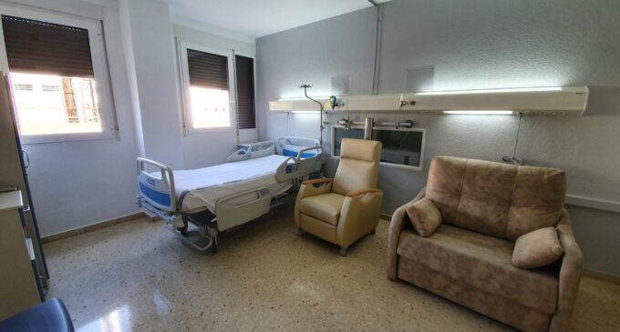 El Hospital de Elda atendió 1135 partos en el año 2020