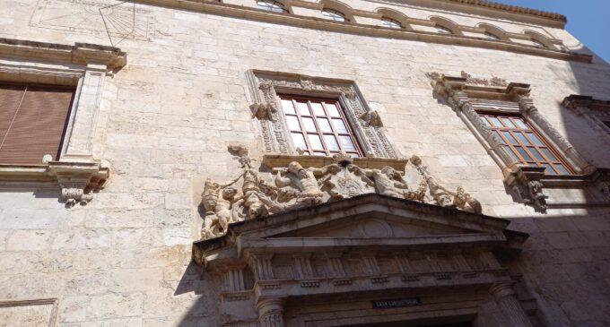El Ayuntamiento de Villena recibirá una ayuda de 540.000 € para la rehabilitación del Palacio Consistorial