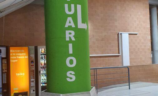 El polideportivo de Villena abre sus puertas a las actividades al aire libre