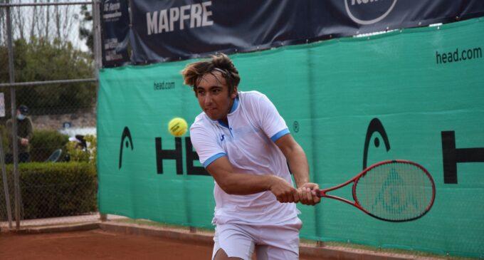 Mérida se enfrentará a los galos en las semifinales del ITF J1 Villena
