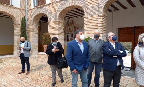 La rehabilitación del Santuario de Las Virtudes recibe 66.000 euros de Fondos Europeos