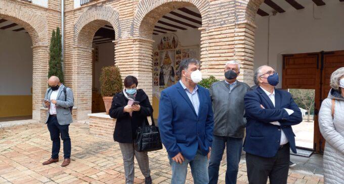El director general de Administración Local anuncia en Villena un nuevo programa de Fondos FEDER para rehabilitación de patrimonio