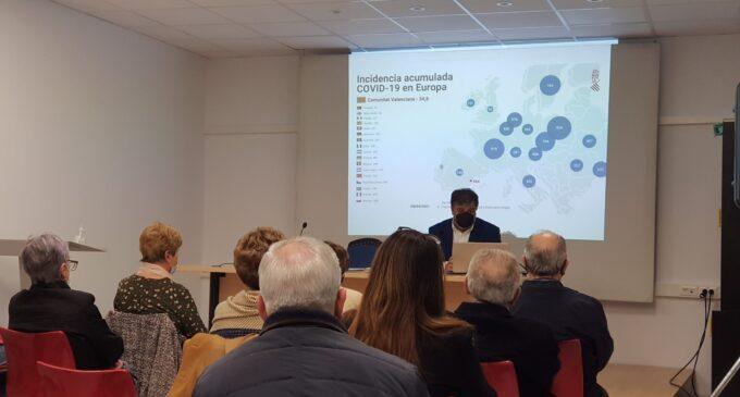 """Cerdán: """"Nos llegaron a llamar para utilizar el crematorio de Villena para los fallecidos en Madrid"""""""