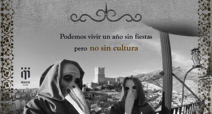 """""""El Medievo en tiempos de peste"""" traerá a Villena diez días de amplia actividad cultural"""