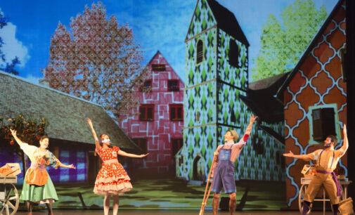 """""""El flautista de Hamelin"""", un musical familiar en el Teatro Chapí"""