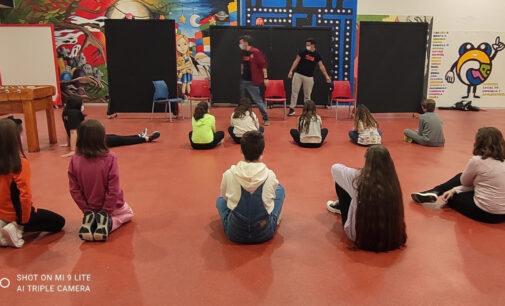 Más de 40 menores participan en las actividades presenciales del Espacio Joven