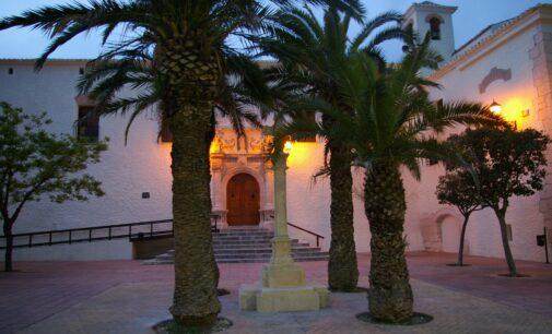 El santuario de las Virtudes abre su ermita