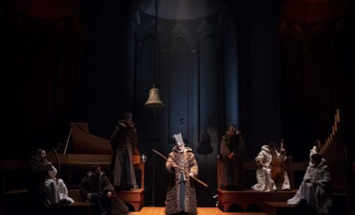 Nise, la tragedia de Inés de Castro, en el Teatro Chapí