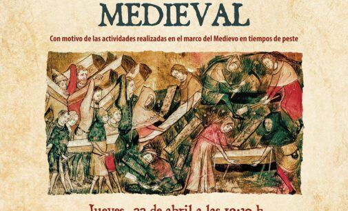 La Sede Universitaria organiza una charla sobre las pandemias desde la historia medieval