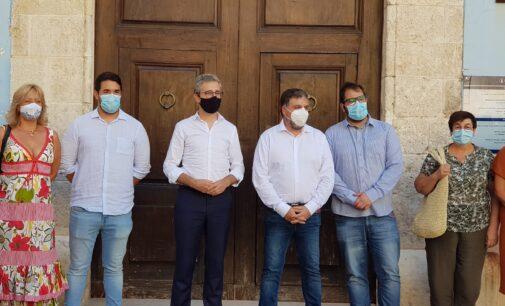 Ciudadanos insta al alcalde de Villena a crear un frente común para demandar a Puig el nodo logístico