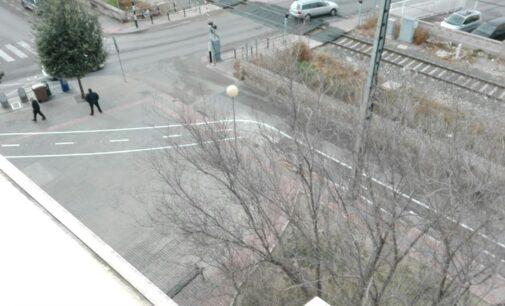 Villena eliminará aparcamientos de la plaza la Virgen para conectar dos carriles bicis