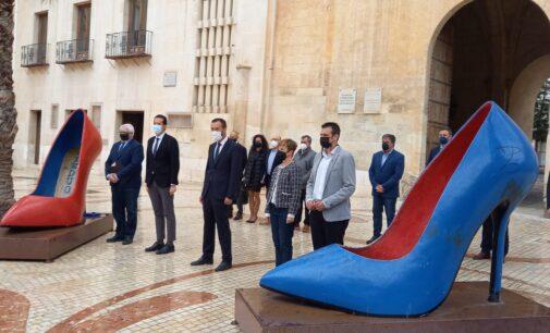 Cerdán confía en la respuesta de la Generalitat a favor de los sectores del calzado