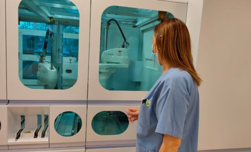 El Hospital de Elda renueva totalmente los equipos de su laboratorio