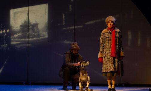 Laika, la obra de teatro galardonada como mejor espectáculo infantil en 2018  en la Casa de la Cultura