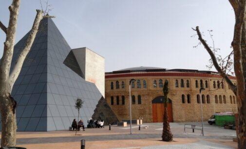 El Ayuntamiento adecua el espacio de La Pirámide para la tramitación del DNI en Villena