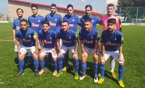 El Villena CF no pudo pasar del empate en Muro