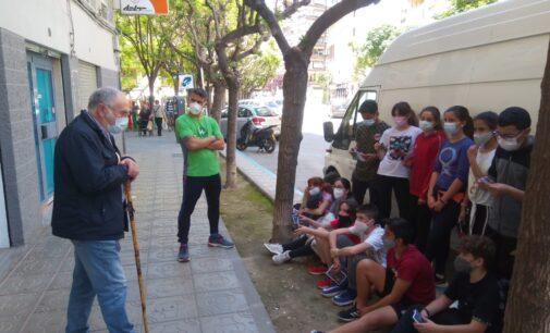 El IES Las Fuentes conoce el Camino de Santiago