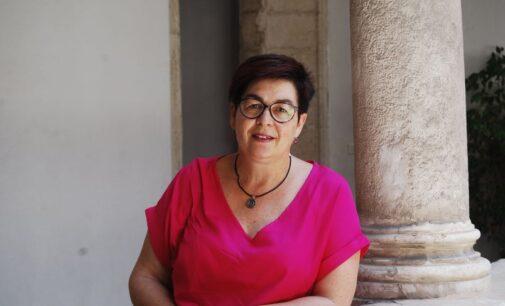 La concejala Verde, Paula García, asume Comercio