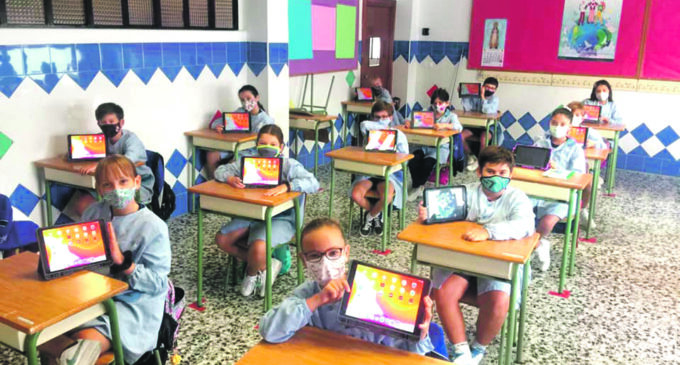 El colegio Paulas celebra 75 años en Villena