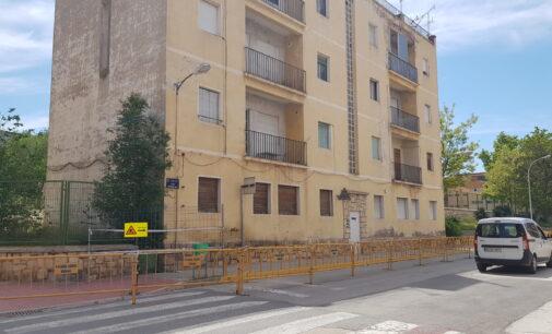 El Ayuntamiento aprueba el expediente de derribo de la 'Casa de los Maestros'