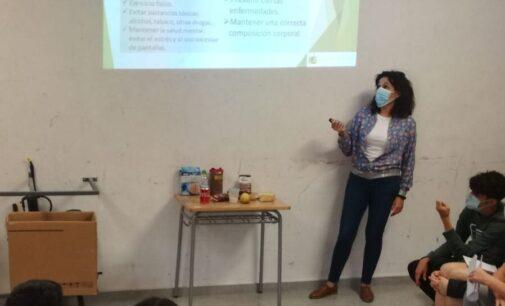 Educación Física para la salud en el IES Las Fuentes