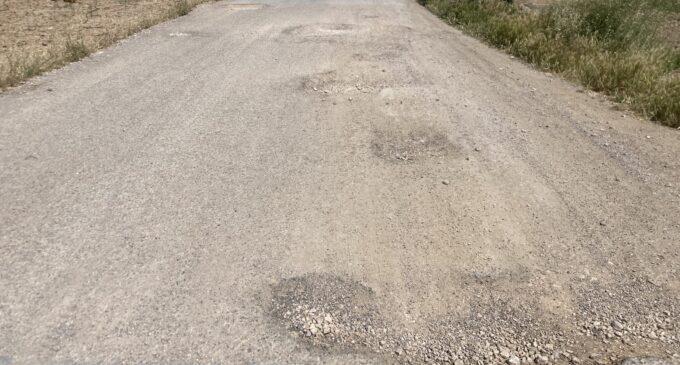 Vecinos del camino La Garita piden su reparación urgente