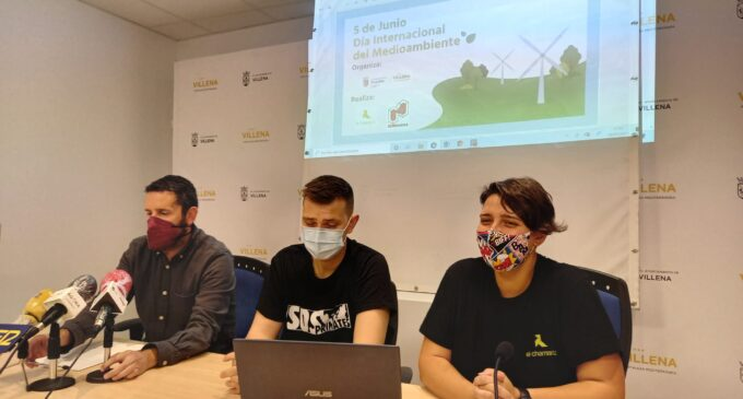 Medio Ambiente organiza una serie de video-talleres para conmemorar el Día Internacional del Medio Ambiente