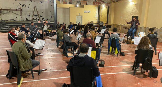 La Sociedad Musical retoma el concierto homenaje a Chapí