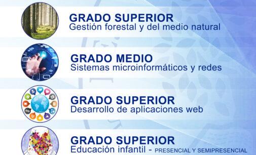 El IES Hermanos Amorós oferta 6 ciclos formativos para el próximo curso