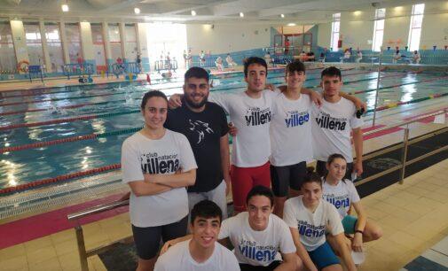 Javier Marí sigue con paso firme hacia el campeonato de España de Natación