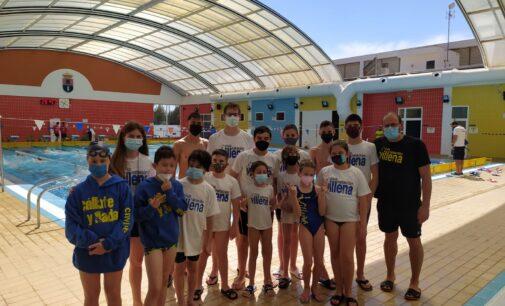 Javier Marí y David Blanes se imponen en la segunda prueba de acceso al Autonómico de natación