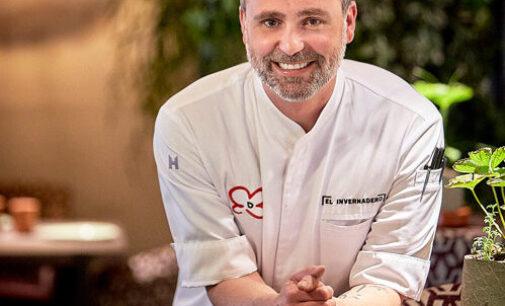 """El chef Rodrigo de la Calle ofrecerá  un show cooking dentro del ciclo """"Natura Villena"""""""