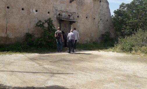 La rehabilitación de la colonia de Santa Eulalia podría estar más cerca