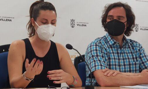 """Aurelio López-Tarruella: """"La sede universitaria busca sinergias con el tejido empresarial de Villena"""""""