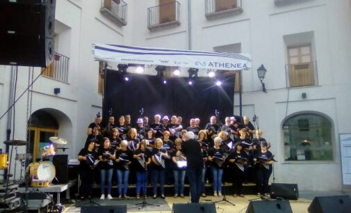 El Teatro Chapí acoge el XXI Festival de Corales Ciudad de Villena