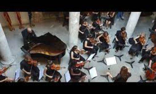 La Orquesta de Cámara de la Sociedad Musical ofrece un concierto homenaje a Lola Vitoria