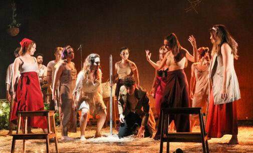 El festival Escénica 2 de Villena inicia su programación con la obra teatral 'Fuenteovejuna 2040'