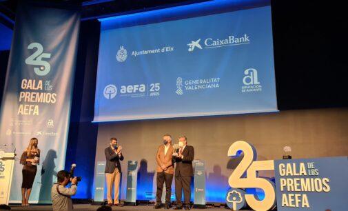 Atlántica Agrícola recibe el Premio a la Innovación e Internacionalización de la Diputación de Alicante