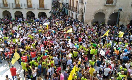 Convocan una manifestación en Yecla contra las explotaciones porcinas en El Arabí