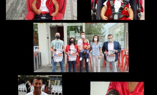 """La comparsa de Piratas continúa con la campaña """"Kilómetros por ZOE"""""""