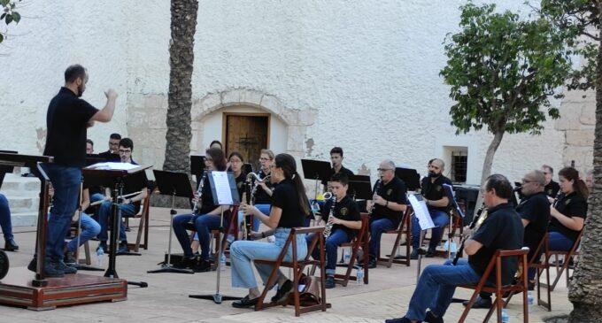 Intenso fin de semana de la Escuela de la Sociedad Musical